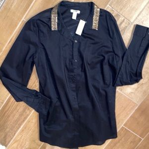 NWT Old Navy Button Down shirt